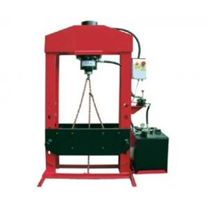 Електро-хидравлична преса 100 тона